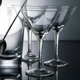 Dry Martini Cocktail Set