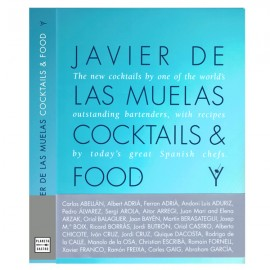 Javier de las Muelas Cocktails & Food Book / english