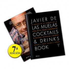 Javier de las Muelas Cocktails & Drinks Book / español